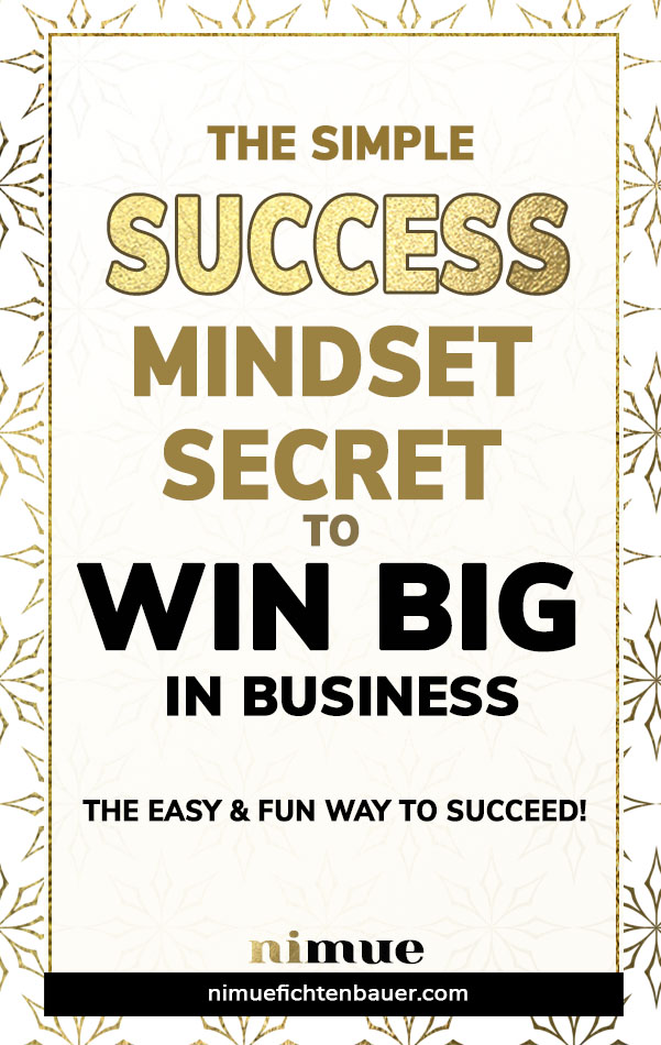 Simple success mindset hack: Why happiness is key to win in business