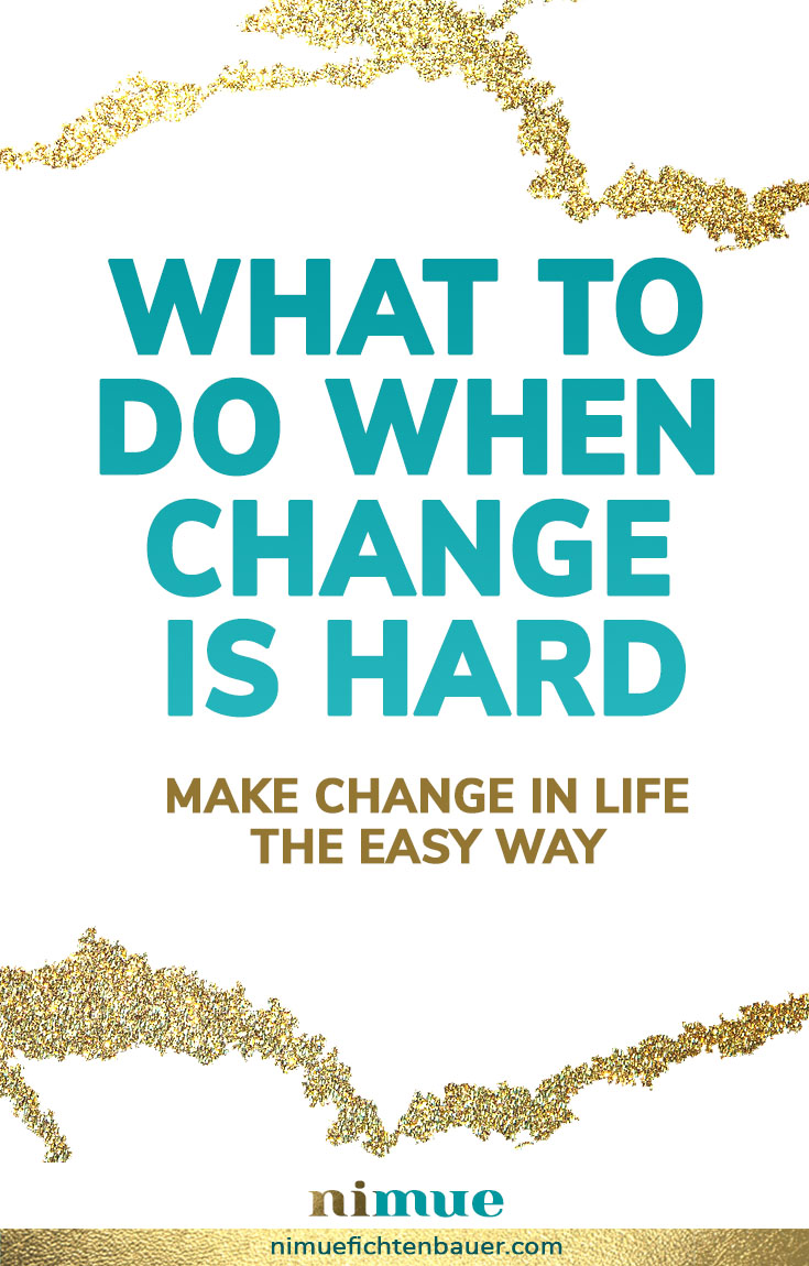 Life improving self help tips on how to make change in life.